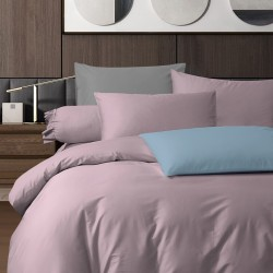 King Koil Colour Palette Fitted Sheet Set SC01007 (Lavender)