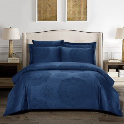 DORMA Loretta Bohemian Jacquard (Tencel) Fitted Sheet Set - 92007 (Clearance)