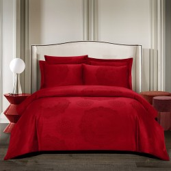 DORMA Loretta Bohemian Jacquard (Tencel) Fitted Sheet Set - 92008 (New)