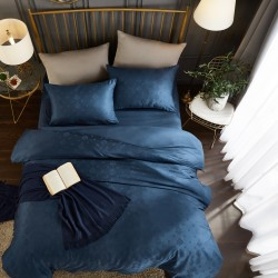 DORMA LORETTA TENCEL JAC Bed Set -  90017 NAVY