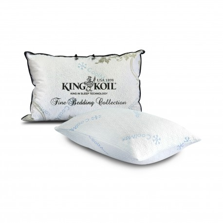 King Koil Cool Luxe Comfort Pillow