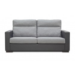 King Koil Denver 3 Seater Sofa (Pebble)