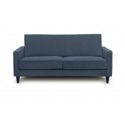 King Koil Denver 3 Seater Sofa (Blue)