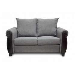 King Koil Ocala 2 Seater Sofa (Pebble)